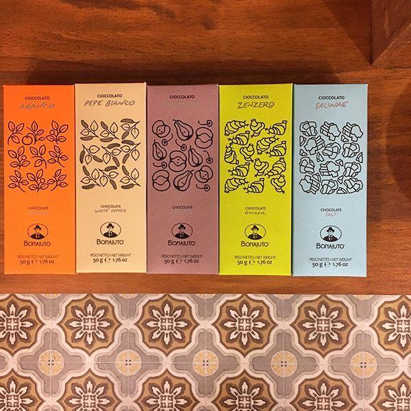 画像2: ANTICA DOLCERIA BONAJUTO 古代チョコレート ジンジャー (カカオマス65%)