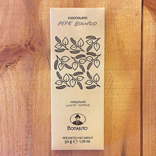 画像1: ANTICA DOLCERIA BONAJUTO 古代チョコレート 白胡椒 (カカオマス65%)
